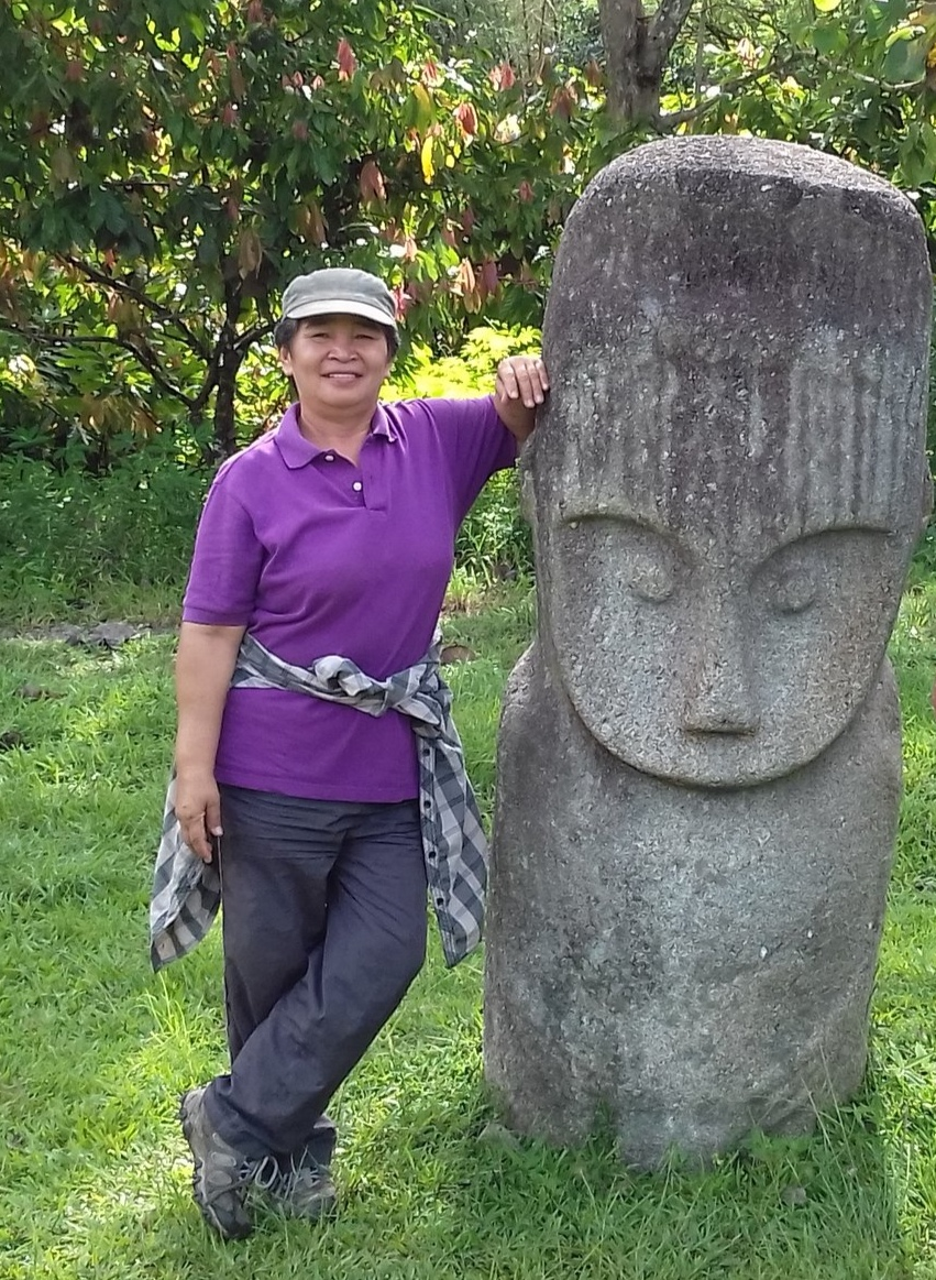 Doris - She had been working as a an English-speaking guide for more than 10 years before she join MALA Tours. She'll really skilled in arranging trekking trips and bring you to remote jungle in Sulawesi such as Lore Lindu national park and Tana Toraja.