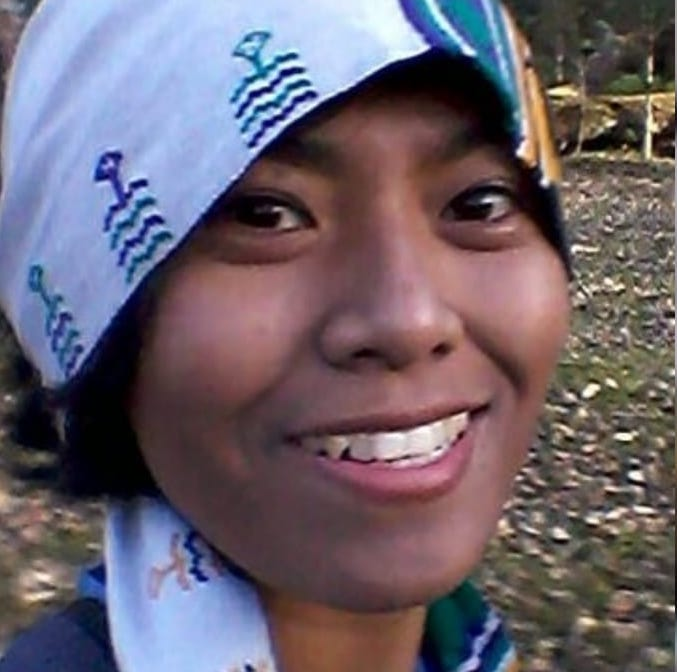 Ellen - She's our Timor island tour guide who love to trek and experience the wildlife. She's also very well-known among the tribes' chiefs in Timor island.