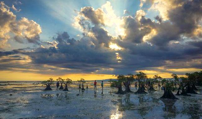 Walakiri beach -