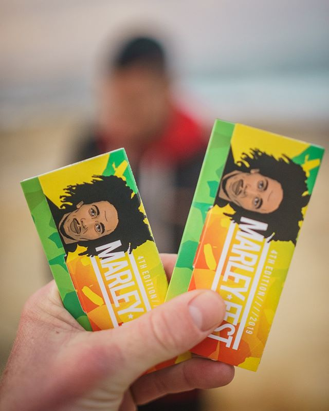 Malta massiv check out what we got for you!  Our dear friends at Ziggi Rolling Papers made some special rolling papers just for the MarleyFest family! Light it up Light it up & Let's roll on with style! Come early and get yours for free 💚💛❤️ ONE LOVE