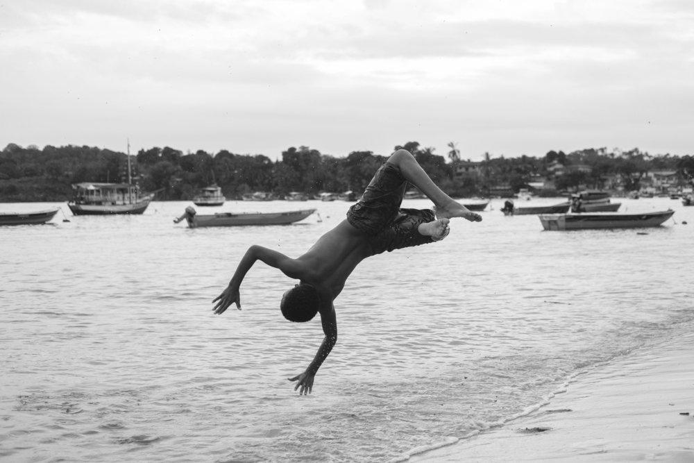 ETIV do Brazil - Volunteer Life - Learn Capoeira