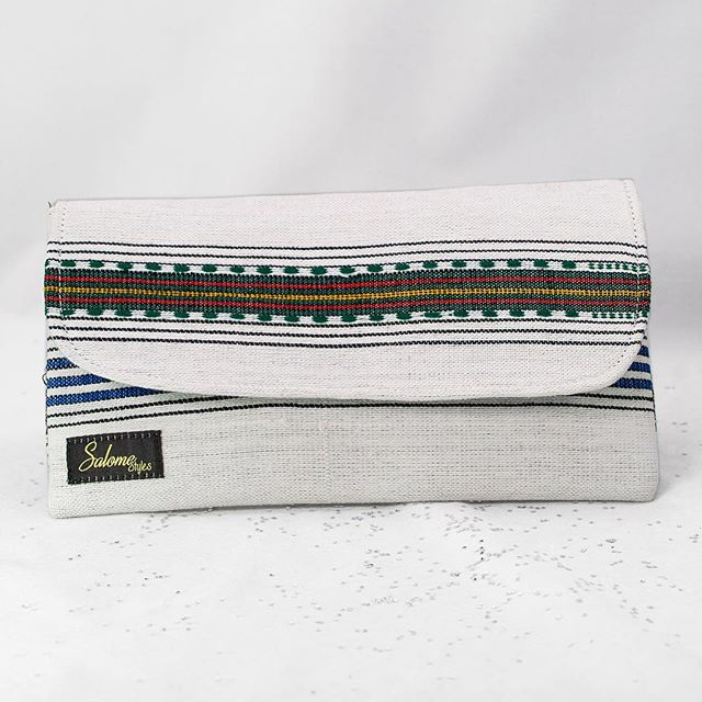 Heritage Clutch ✨SalomeStyles.com✨ New Year - New Styles. All items made entirely in Ethiopia - 100% locally sourced and hand loomed weaved cotton. Link in our bio —  @officialsalomestyles . . . ORDER TODAY👇🏽 📱 CLICK —  @officialsalomestyles 🔎 SEARCH —  Heritage Collection 🖥 WEBSITE —  SalomeStyles.com 📧 EMAIL —  contact@salomecologne.com . . . #fashion #style #stylish #love  #me #cute #photooftheday #nails #hair #beauty #beautiful #instagood #instafashion #pretty #girly #pink #girl #girls #giving #model #dress #skirt #shoes #heels #styles #outfit #thanks #shoppingonline #mensfashion