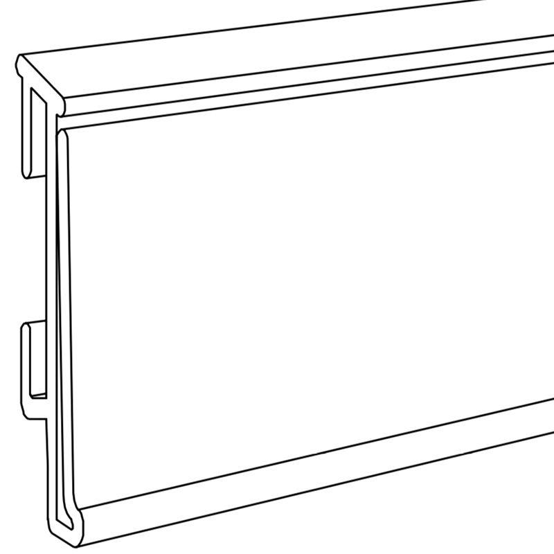 Data StripFridges - For use on fridges with air curtains.