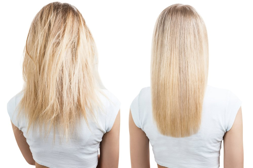 "Extensions - Add the length and volume you've been dreaming of with hair extensions. Our hair coaches will create a service that is personalized to you. You'll have people asking, ""What did you do?"" Your hair looks amazing yet people will never know you have extension."