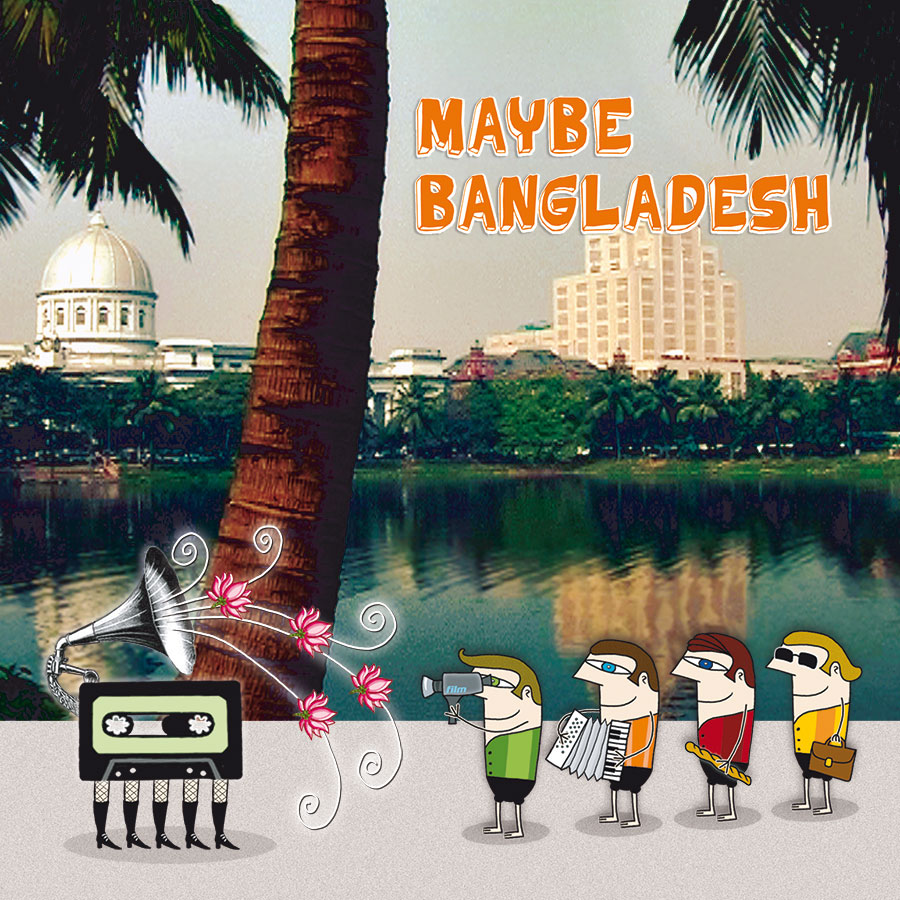 Maybe Bangladesh - Film und Livemusik mit Erich am Akkordeon