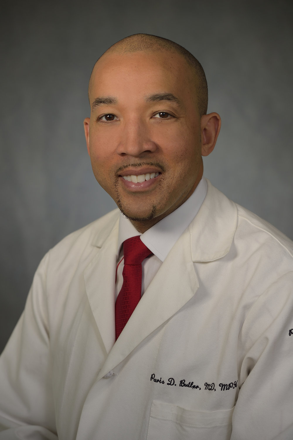 Paris D. Butler, MD, MPH