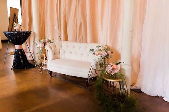 Happy Monday! Daryl's wedding this weekend was everything and while we wait for her album to come to us, we're reminiscing on this beautiful lounge at @markethall1914, set up by @creativetouchevents. The florals, the caged side table the lace on the cocktail table all pull together beautifully. Photo captured by @storyandrhythm. Linens by @ce_rental. ⠀⠀⠀⠀⠀⠀⠀⠀⠀ .⠀⠀⠀⠀⠀⠀⠀⠀⠀ #harmonyweddingsevents #ncweddingplanner #ncweddingplanners #ncweddingcoordinator #raleighweddings #raleigh #markethall #storyandrhythm #creativetouchevents #harmonyweddings