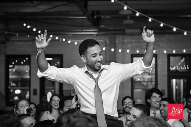 If you just got married put your hands up! It's pretty clear that the couples who book with us at Harmony, know how to have a good time! What's your most epic reception story? ⠀⠀⠀⠀⠀⠀⠀⠀⠀ ⠀⠀⠀⠀⠀⠀⠀⠀⠀ Venue: @markethall1914⠀⠀⠀⠀⠀⠀⠀⠀⠀ Planner: @harmonyweddingsevents⠀⠀⠀⠀⠀⠀⠀⠀⠀ Photographer: @iwpphotography
