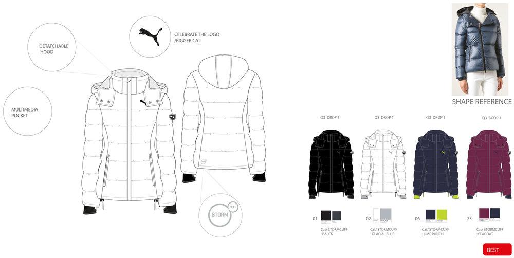 Fashion design agency