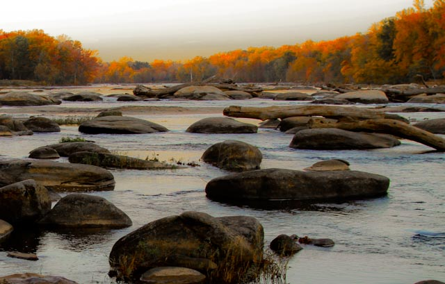 James River - Richmond, VA