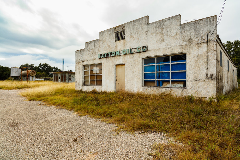 Abandoned industrial sites are prime candidates for these programs