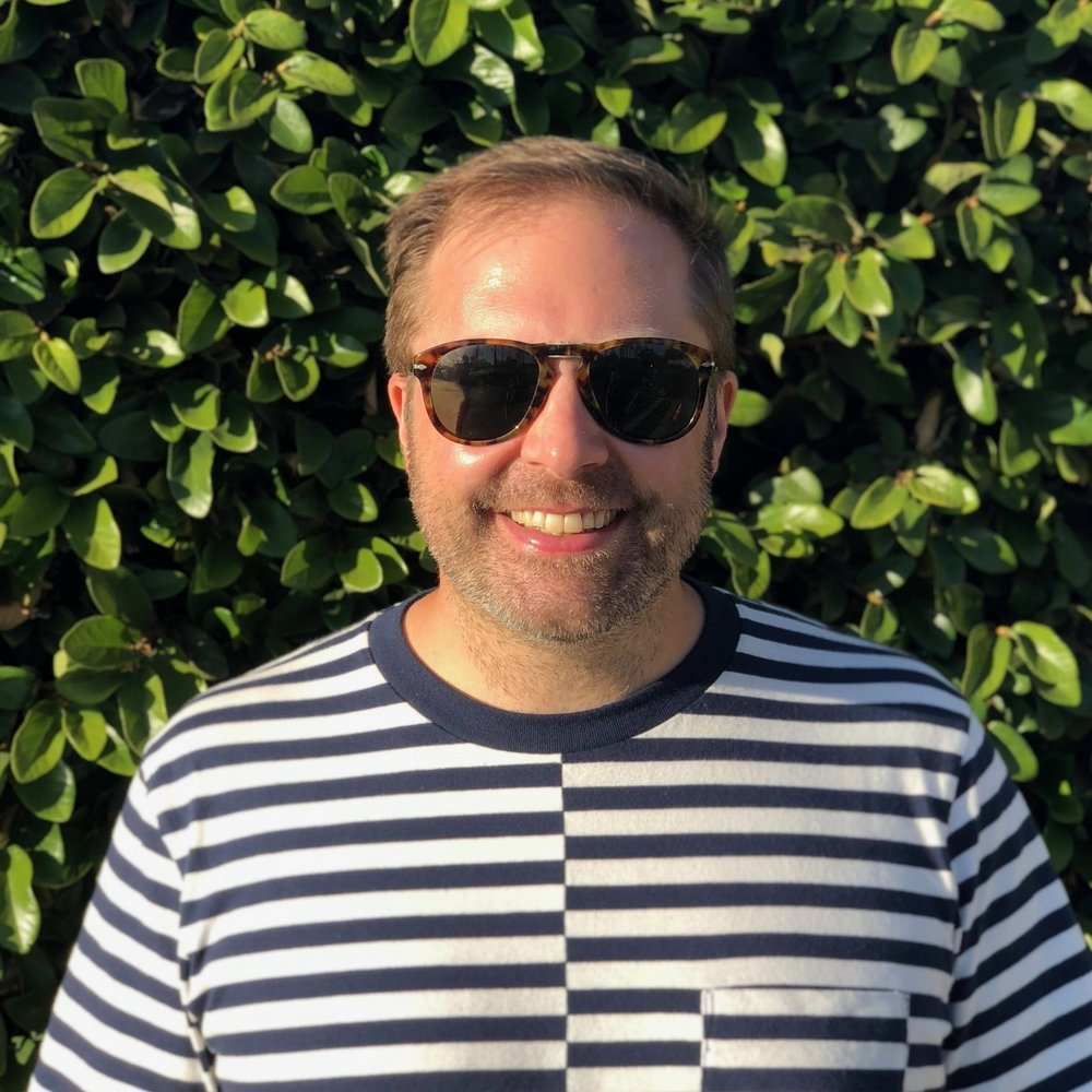 Tim Bush /Co-Founder & Director