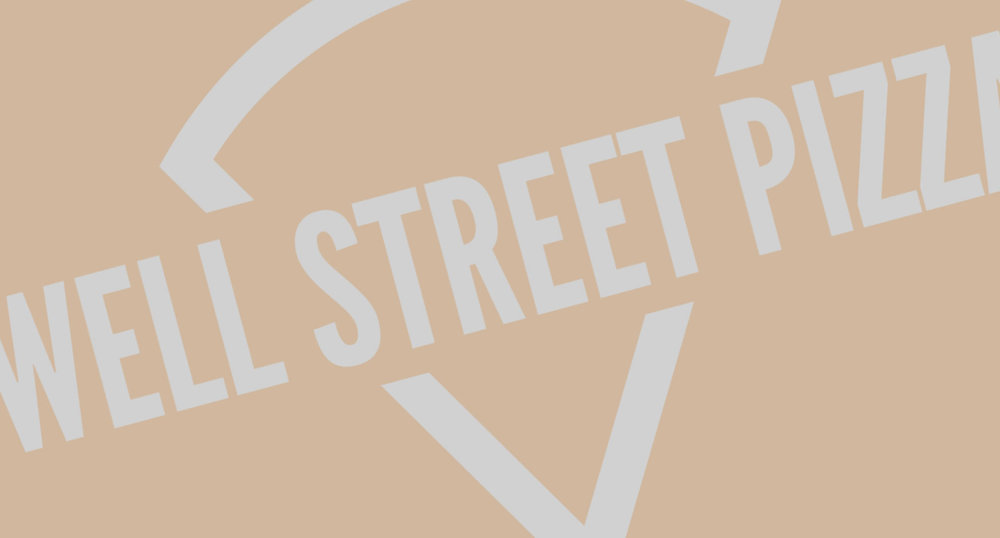 MERCH - Well Street Pizza tees, totes and more....coming soon!