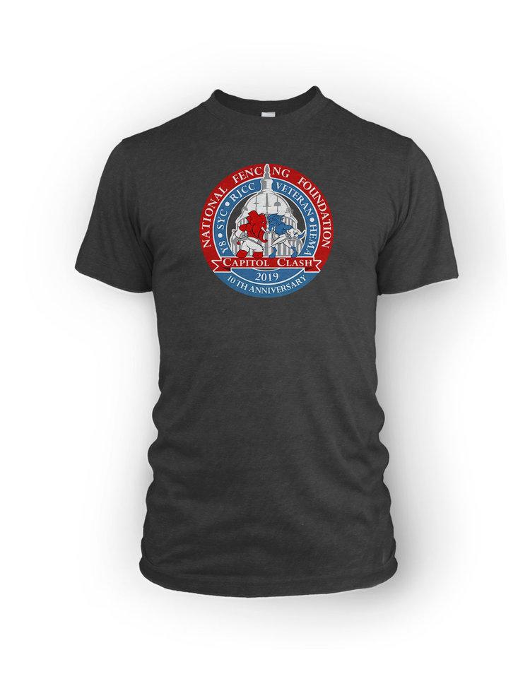 2019 Capitol Clash Tournamen T-Shirt -