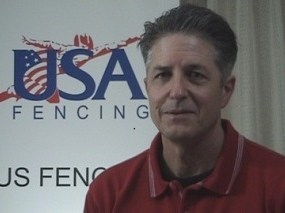 Dr. John Heil, Former U.S. Fencing Sport Psychologist