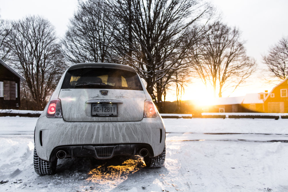 """""""the little Fiat's weakest aspects were making us fall in love with it."""""""