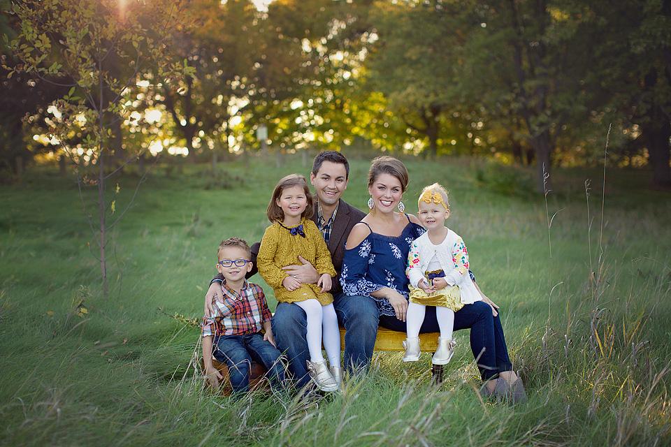 Noelle Nielsen Family