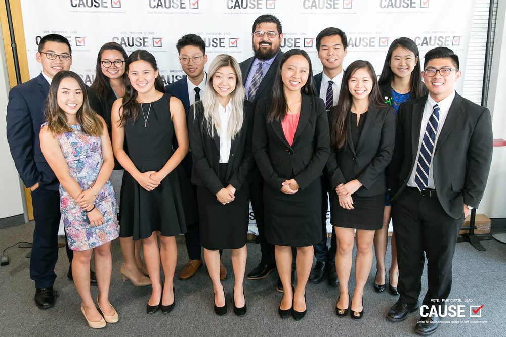 2018 Leadership Academy Interns