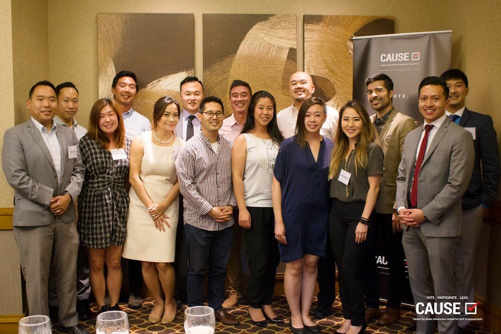 2018 CAUSE Leadership Network