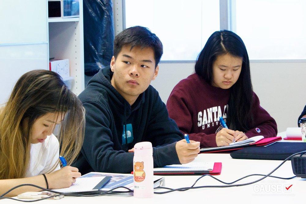 Jae Jin Lee, 2018 CAUSE Leadership Academy