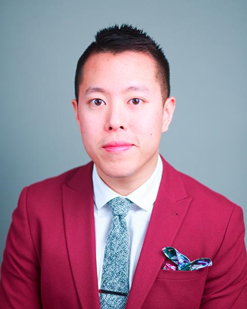 Tony Hoang   Managing Director  Equality California