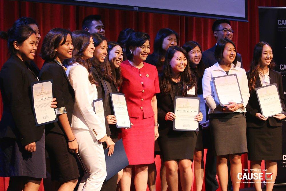 2017 CAUSE Leadership Academy Graduation