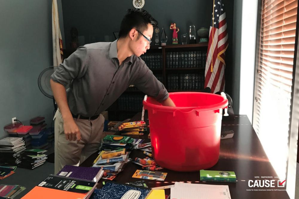 Eric Thai, 2017 CAUSE Leadership Academy
