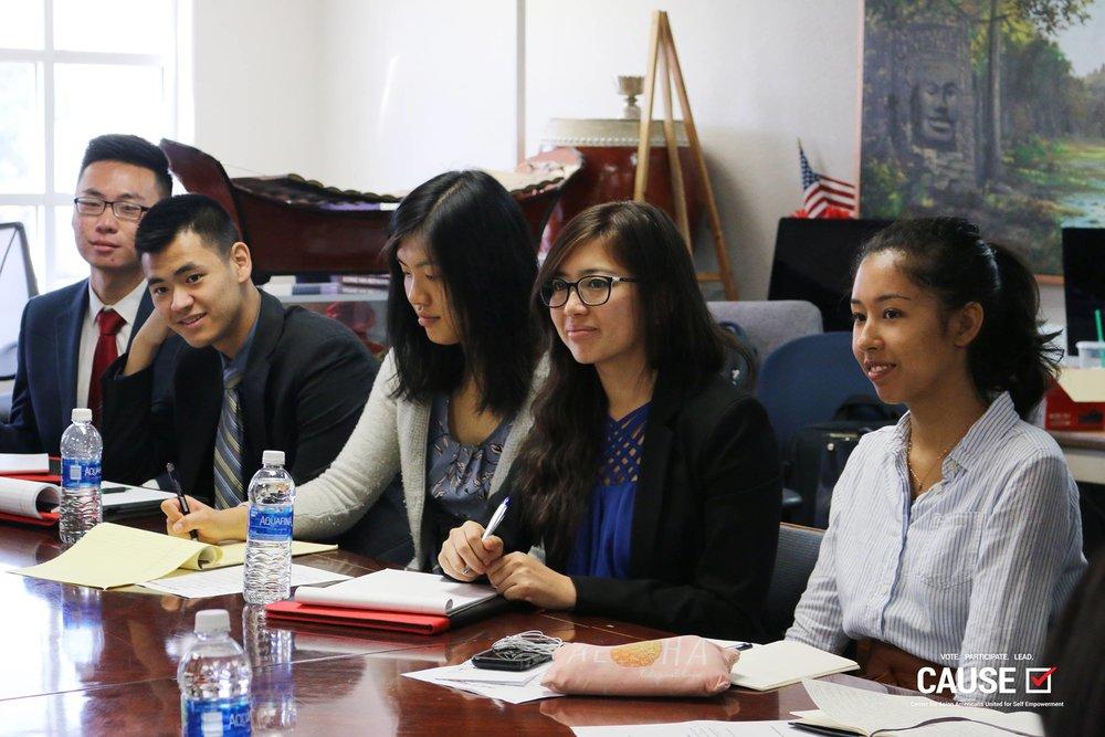Erika Ngo, 2017 CAUSE Leadership Academy