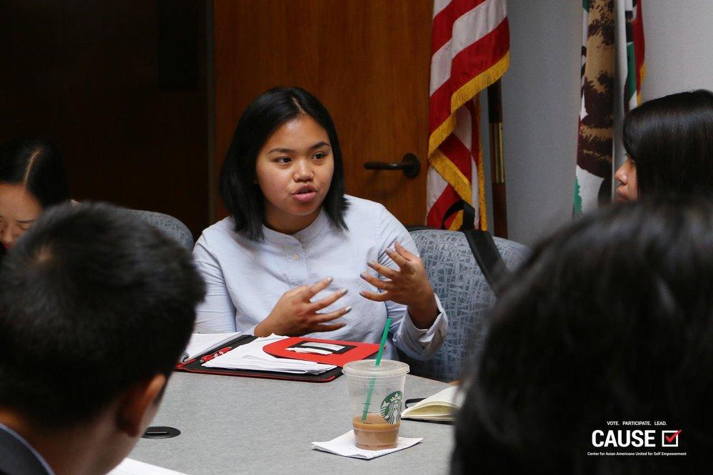 Katrina Alvarado, 2017 CAUSE Leadership Academy