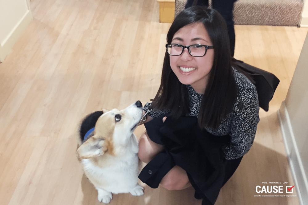 Hanah Lee, 2017 CAUSE Leadership Academy