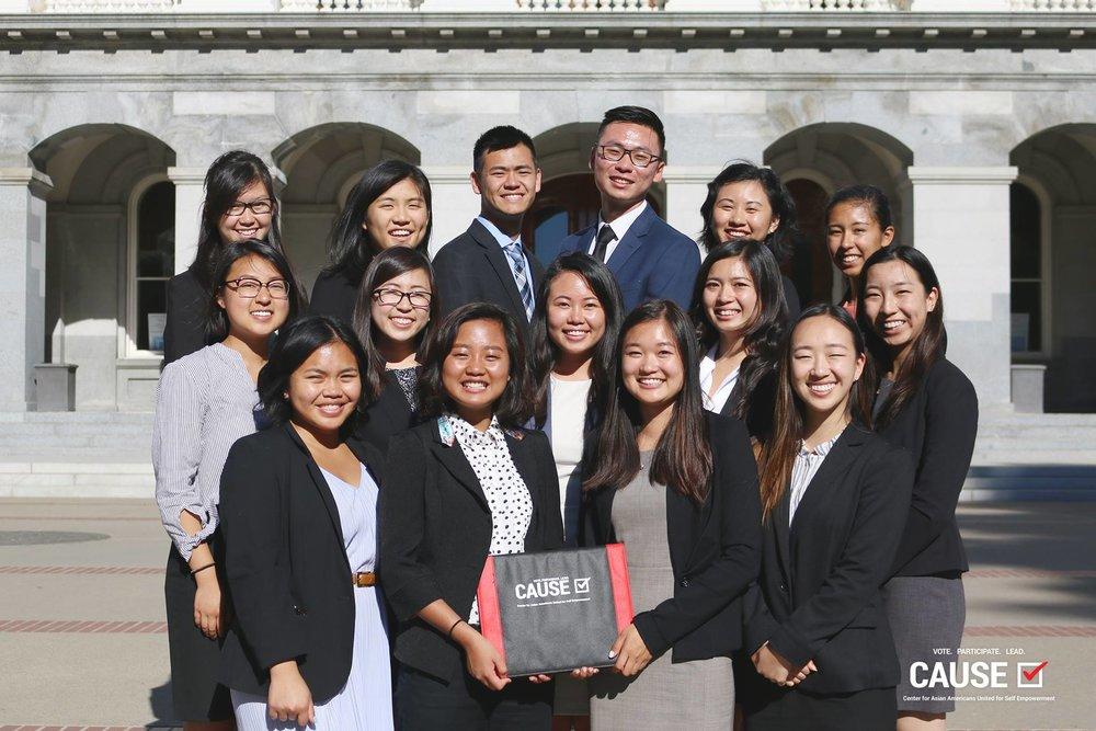 2017 CAUSE Leadership Academy at Sacramento
