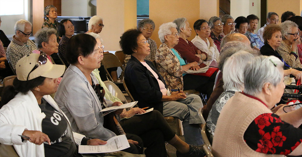 2017 CAUSE Voter Education Workshop in Chinatown