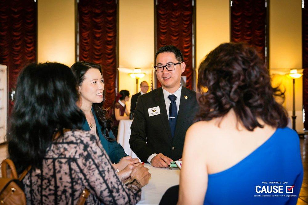2019 CAUSE Leadership Network Reception