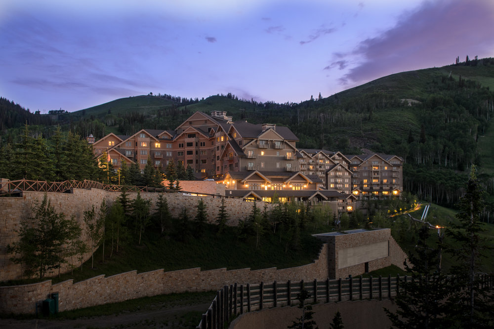 Park City, Utah — One of many event locations