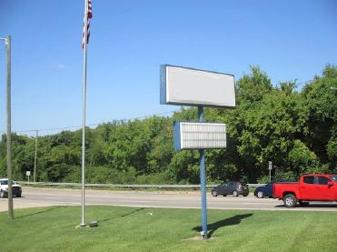 Roadside Signage - $10,000