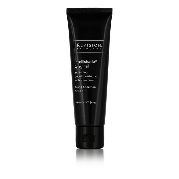 INTELLISHADE ORIGINAL OR MATTE - * Moisturizes & blends naturally with the color of your skin* Reduces the appearance of fine lines & wrinkles* Provides broad-spectrum UVA & UVB protection* Matte formula contains the latest pore-minimizing technology* Matte product great for oily skin & acne prone skin* Fights photo-damage which causes premature skin aging