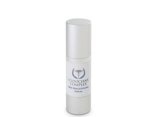 Skin Brightening Serum - * Unique blend of powerful skin lightening agents* Hexylresorcinol, arbutin, & bearberry extract* Combats free radicals with resveratrol, green tea, & vitamin* Glycolic acid & papain exfoliate to increase effectiveness of lightening* Hydroquinone Free