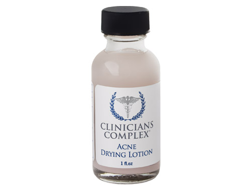 Acne Drying Lotion - * Contains 10% sulfur, a powerful drying agent* Salicylic acid to exfoliate and help keep pores clear* Contains camphor and zinc oxide to fight acne bacteria* Amazing results when used as directed