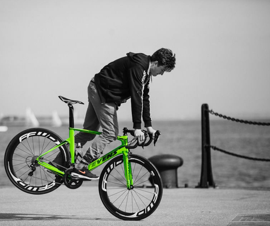Bike Fitting Available… - …with Aidan Hammond