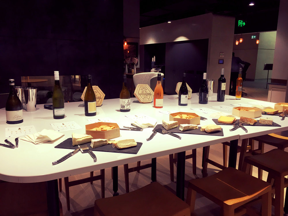 The Tasting Table