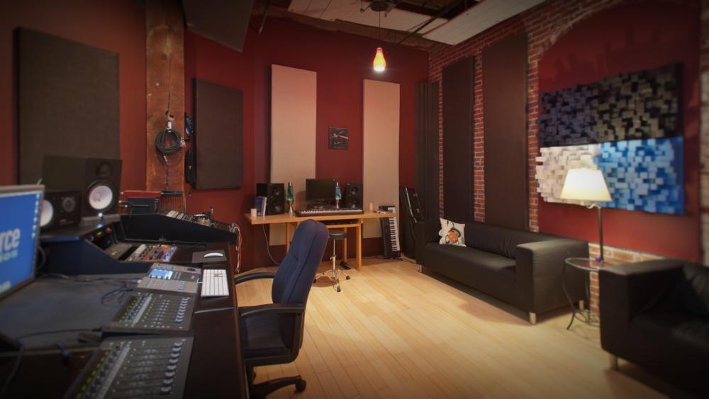 Studio Recording Sessions