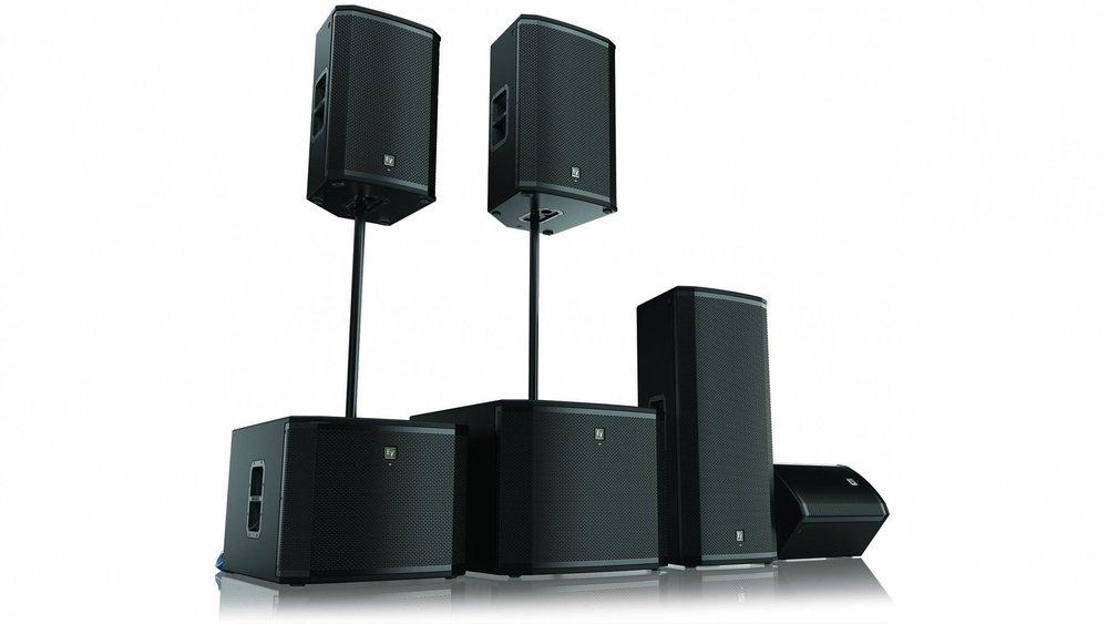 PA/Speakers
