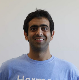 Sahil Dewan, Co-founder of Harmony