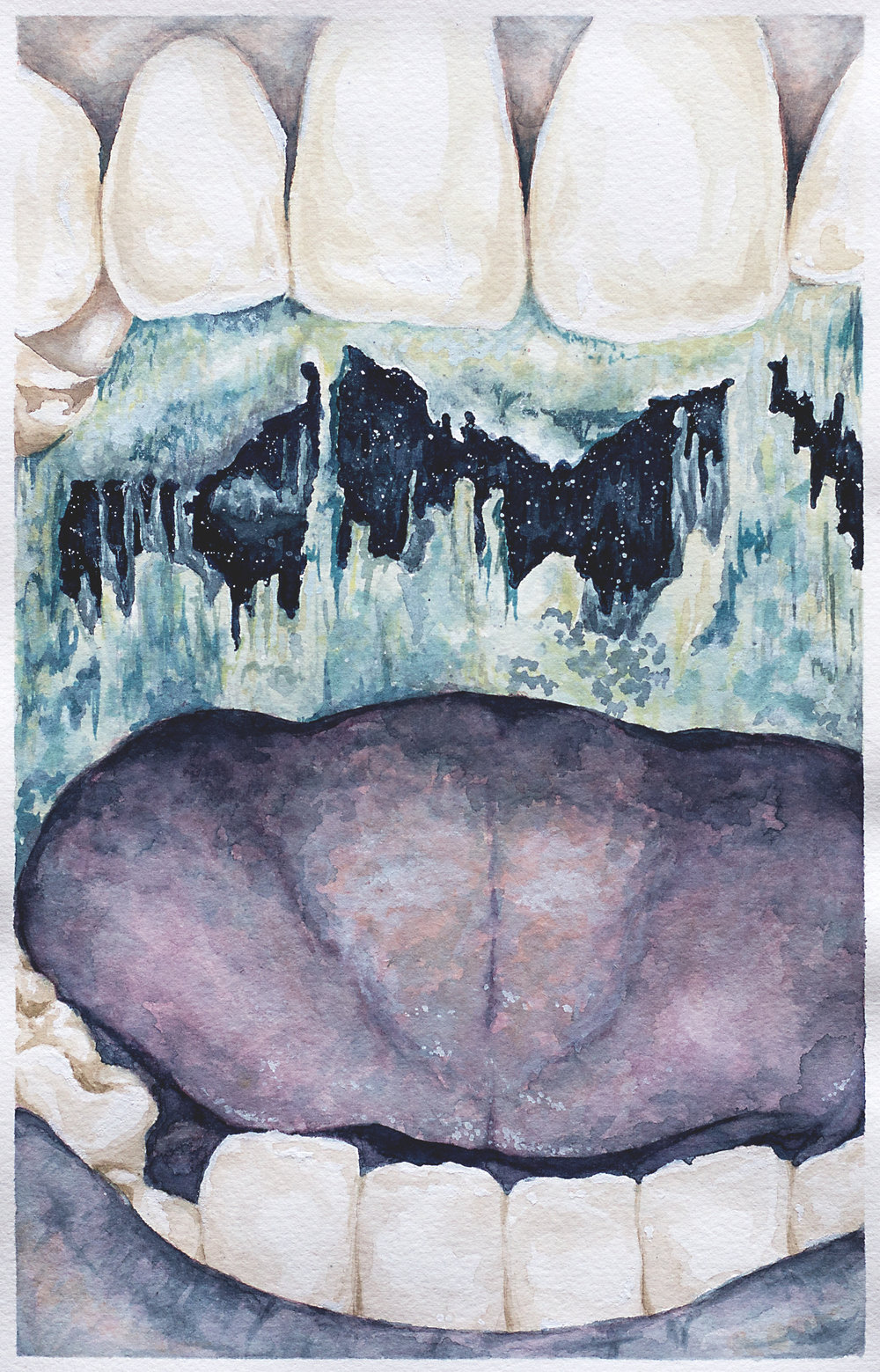 painting-stalactite mouth.jpg