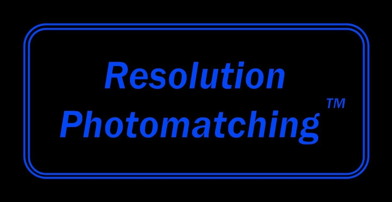 Resolution Photomatching