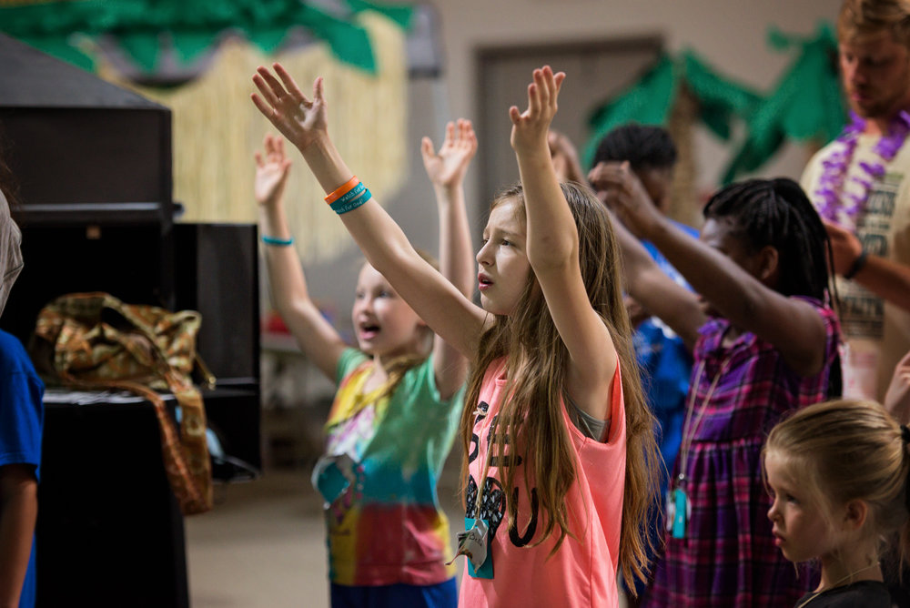 Kids on the rock - Sunday school classes for ages 2-18, Children's services for ages 4-13, VBS and various programs throughout the year keep our Rockbridge kids engaged as they have fun and learn about the love Jesus offers!