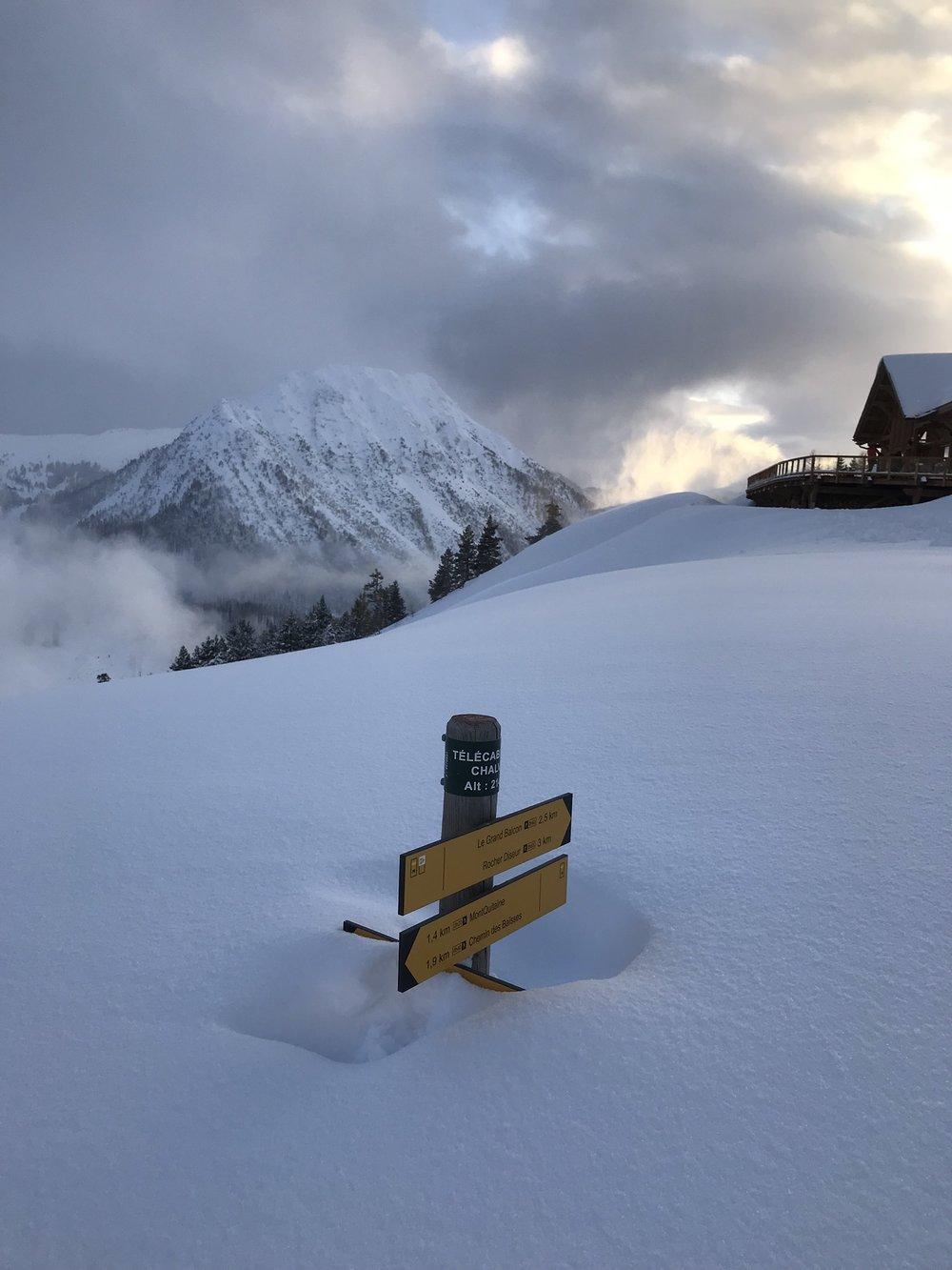 Montgenèvre - Skigebiet