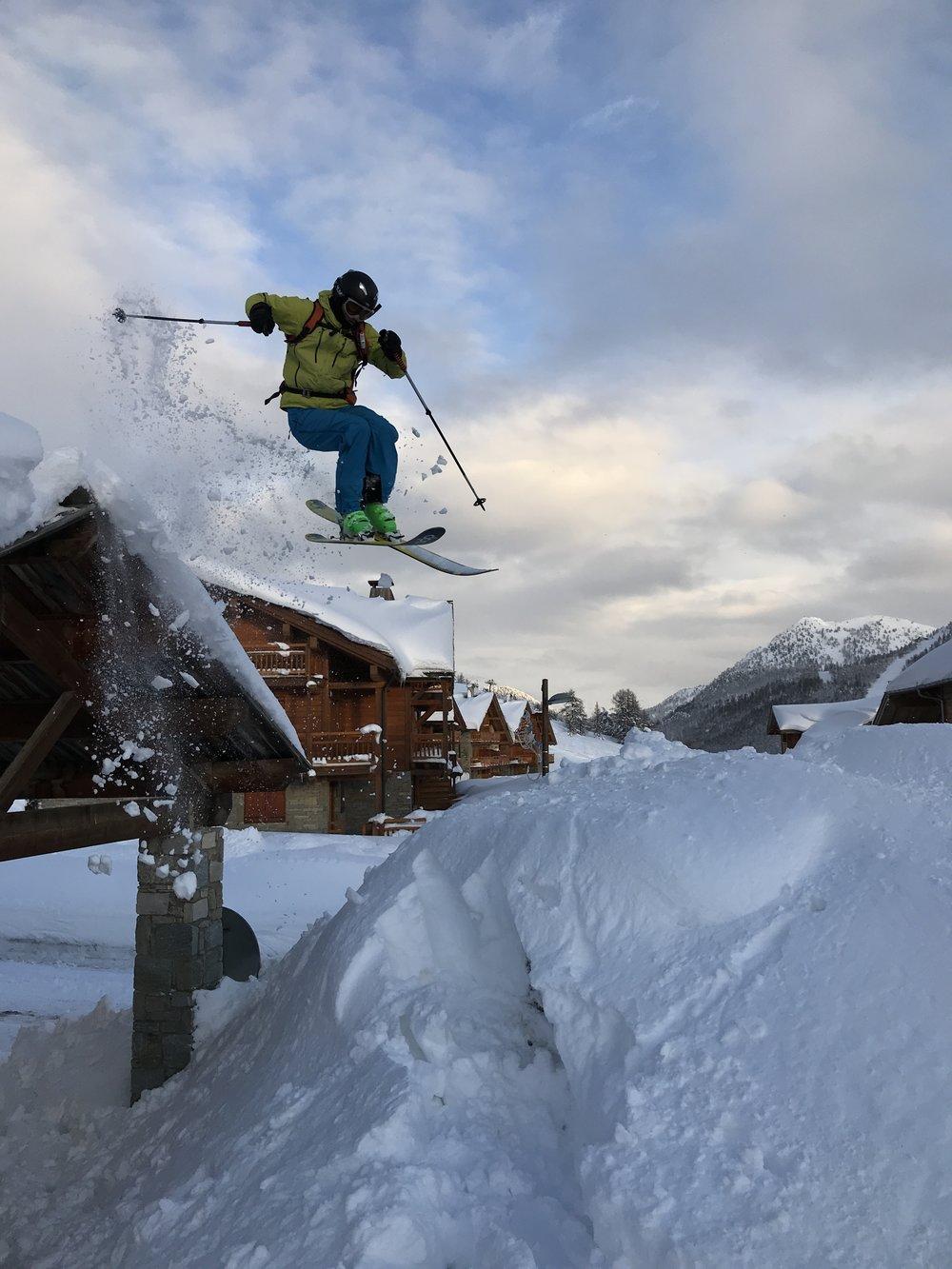 Montgenèvre «Ski-in»