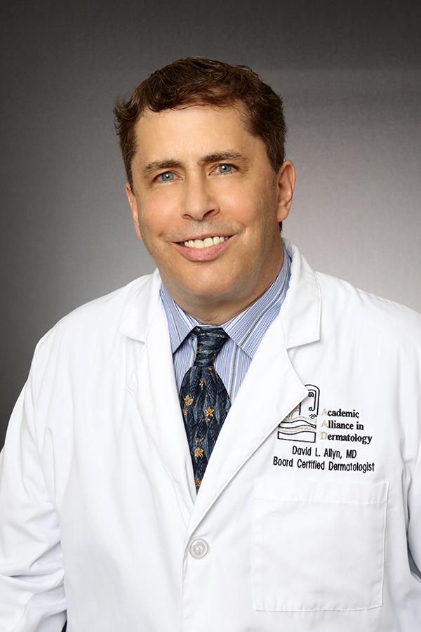 David Allyn, MD, FAAD — Academic Alliance In Dermatology