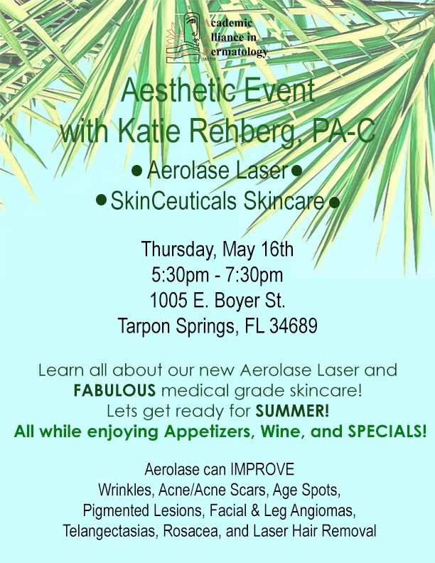 Aesthetic Event With Katie Rehberg